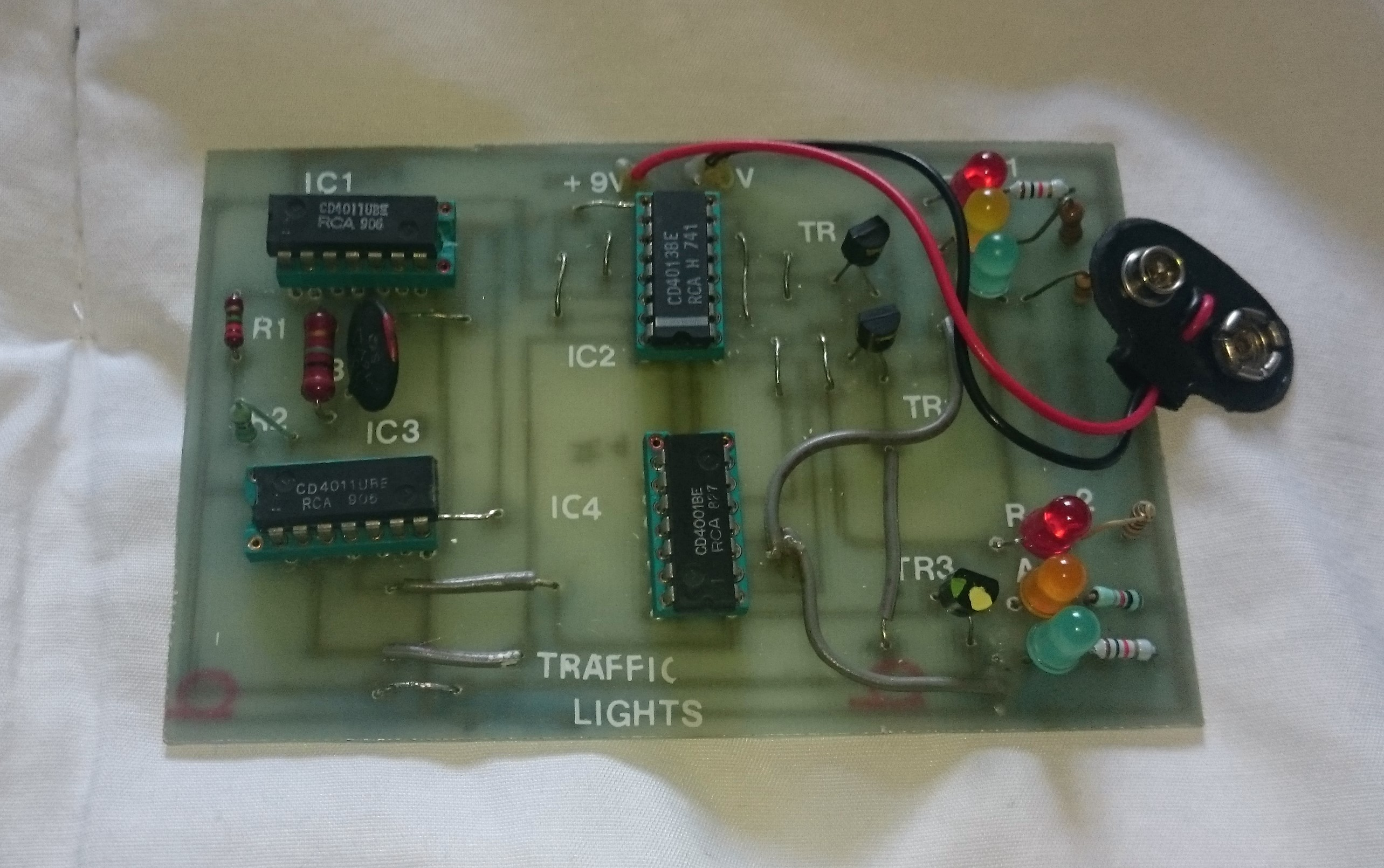 Historical Circuits & Projects | Adrian\'s electronics blog