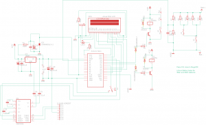 LiFePo4 battery tester schematic