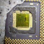 Cyrix 6x86 CPU die