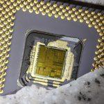 Intel 2nd gen Pentium 100Mhz