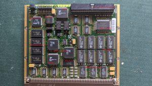 Main CPU board