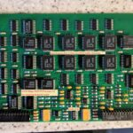 Audio processing board